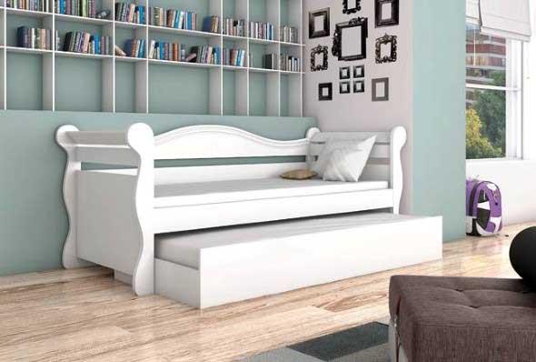 Sofá cama em casa 007