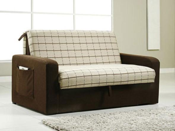 Sofá cama em casa 012