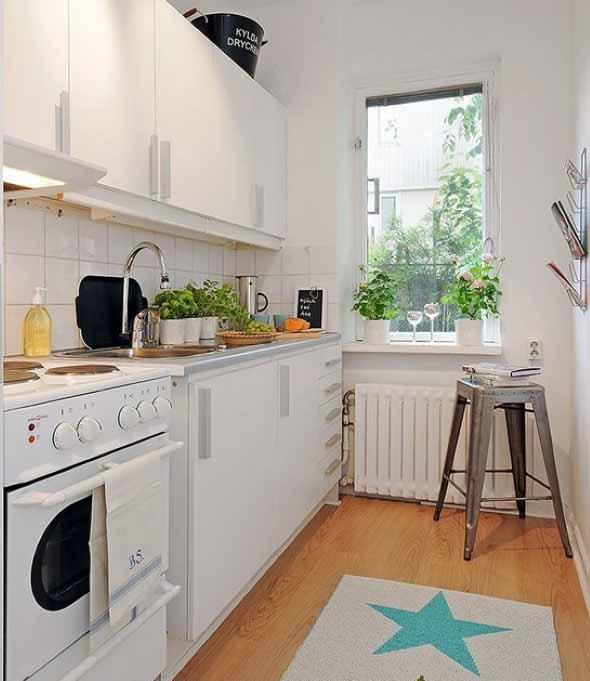 Truques para decorar um apartamento pequeno 018