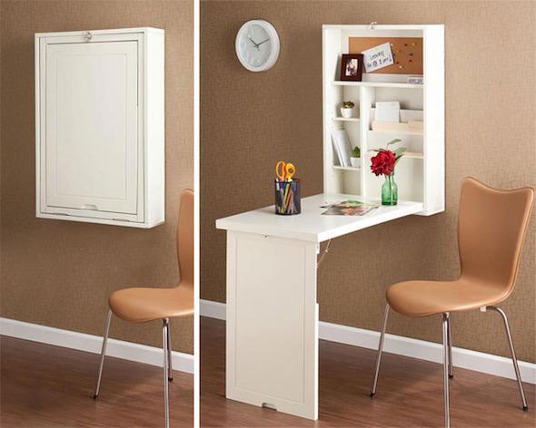 20 modelos de mesas pequenas para espa os pequenos
