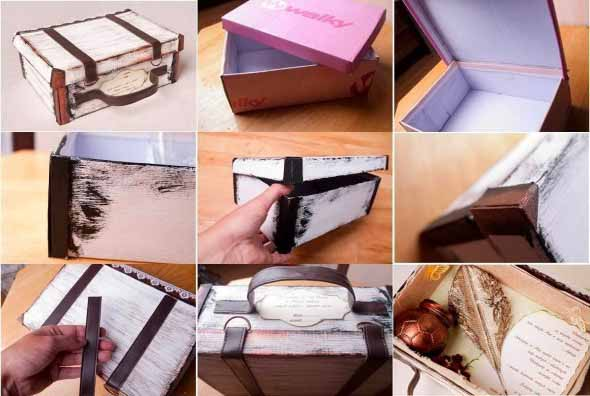 15 Ideias para reaproveitar caixas de sapato 004