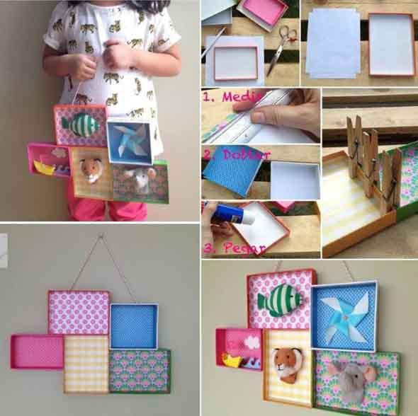 15 Ideias para reaproveitar caixas de sapato 014