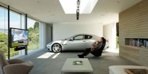 Carros dentro de casa 001