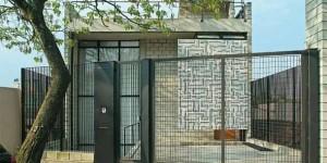 Casas charmosas sem pintura 005
