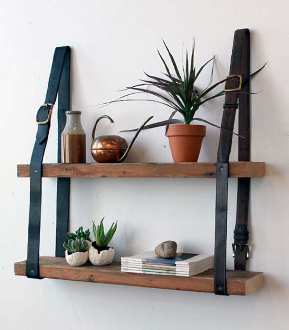 Como montar uma prateleira de madeira 002