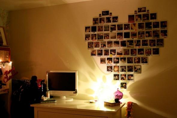 Decore seu quarto com fotos e revistas variadas 007