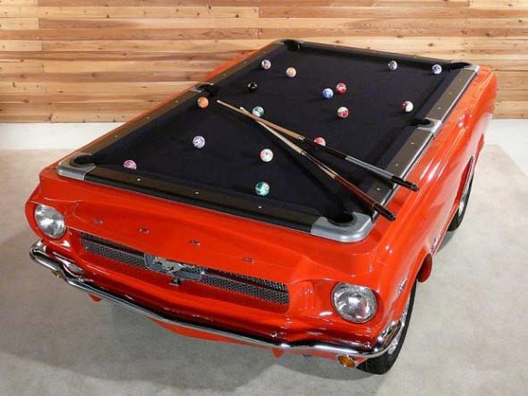 Design retrô com carros antigos na decoração 010