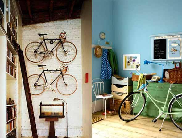 Dicas para usar bicicletas na decoração 001