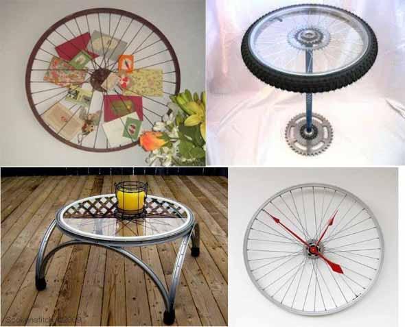 Dicas para usar bicicletas na decoração 008