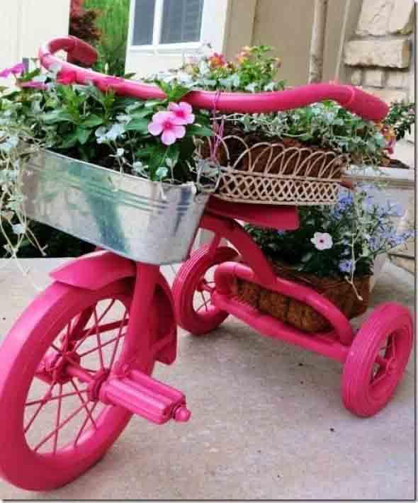 Dicas para usar bicicletas na decoração 012