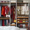 Formas criativas para aumentar o espaço dos armários 001