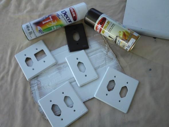 Ideias artesanais de pintura em spray 005