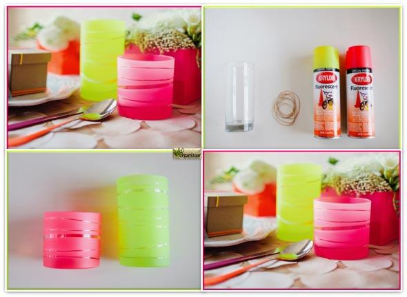 Ideias artesanais de pintura em spray 018