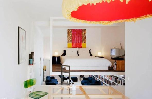 Quarto suspenso – Mais espaço em seu lar 002
