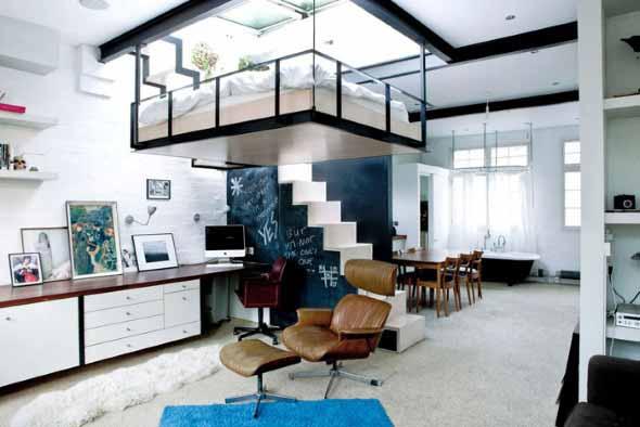 Quarto suspenso – Mais espaço em seu lar 008
