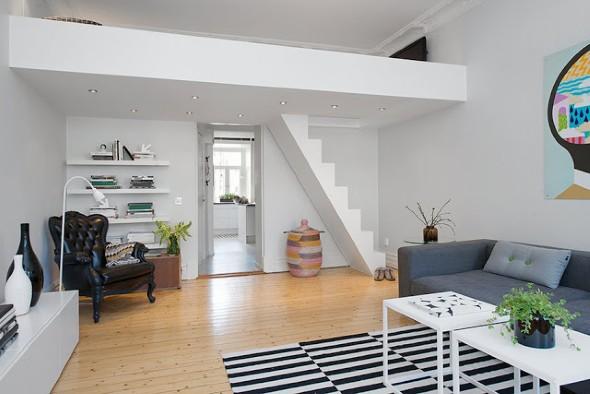 Quarto suspenso – Mais espaço em seu lar 012