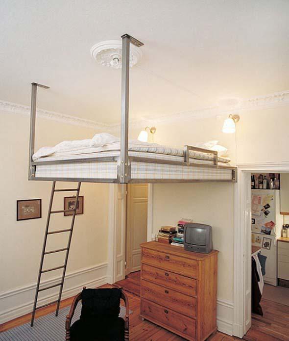 Quarto suspenso – Mais espaço em seu lar 015