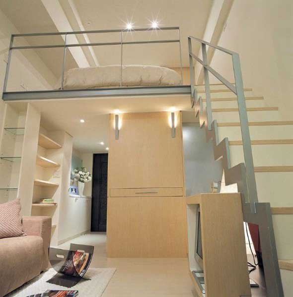 Quarto suspenso – Mais espaço em seu lar 016