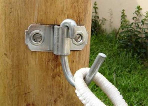 Como fixar uma rede de descanso na varanda 003