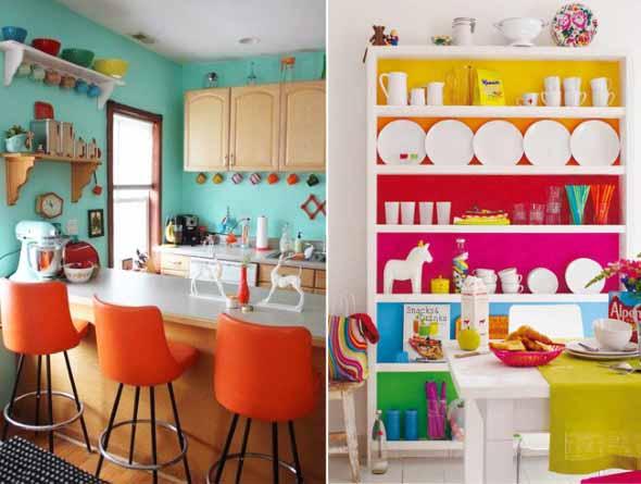 Deixar o apartamento mais colorido 004