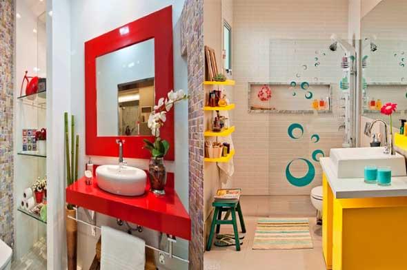 Deixar o apartamento mais colorido 009