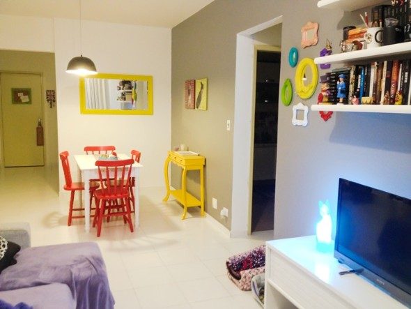 Deixar o apartamento mais colorido 010
