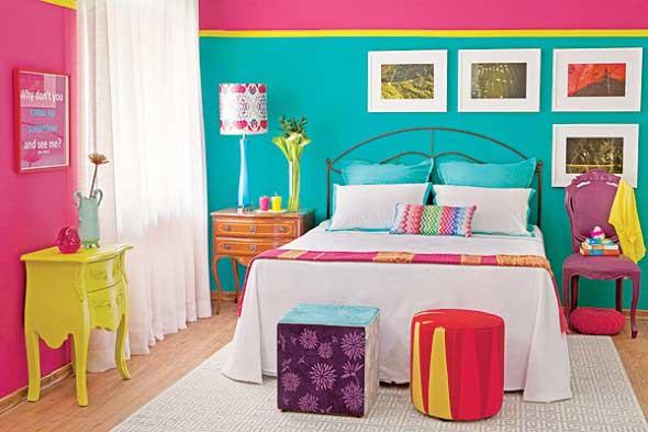 Deixar o apartamento mais colorido 011