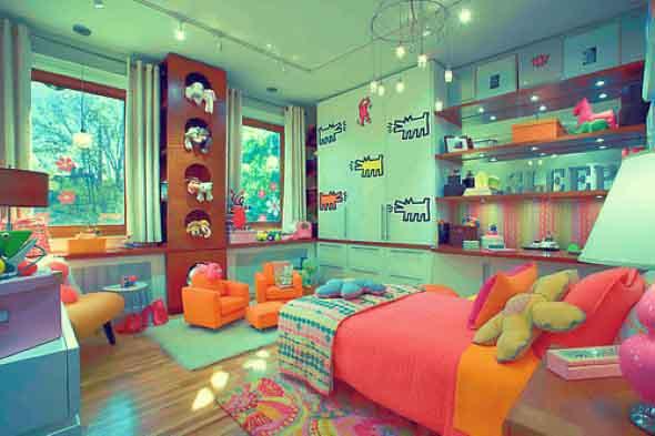 Deixar o apartamento mais colorido 014