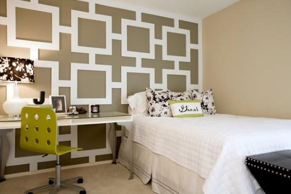 Dicas de decoração para quarto de solteira 007