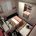 Dicas de decoração para quarto de solteira 010