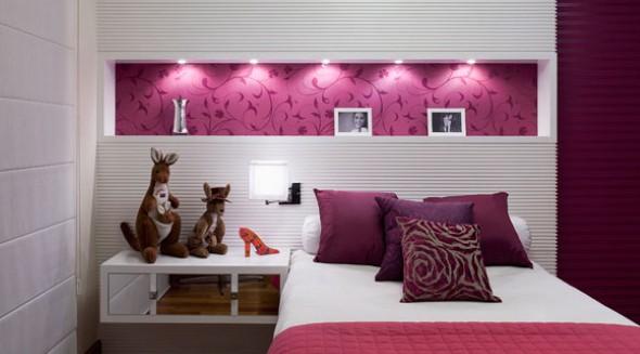 Dicas de decoração para quarto de solteira 012