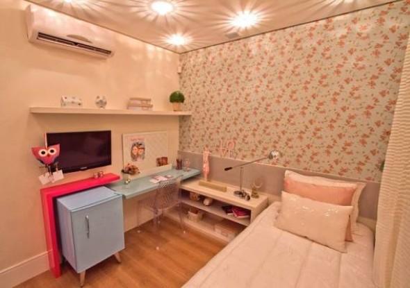 Dicas de decoração para quarto de solteira 014