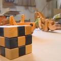 Ideias inovadoras para fazer com restos de madeira 001
