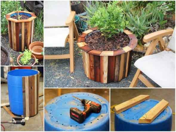 Ideias inovadoras para fazer com restos de madeira 014