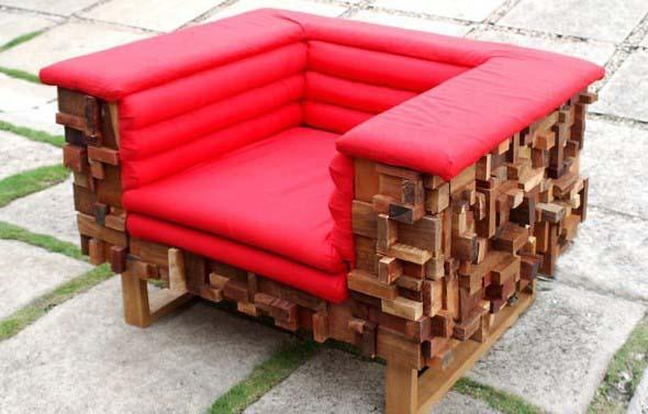 Ideias inovadoras para fazer com restos de madeira 017
