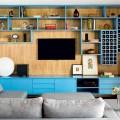 Nichos criativos para sua sala de estar 019