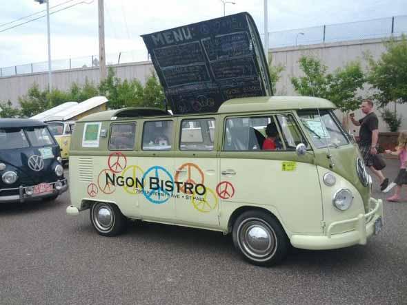 Todo o charme da Kombi Food Truck 003