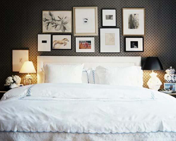 21 Ideias de decoração com quadros para sua casa 001