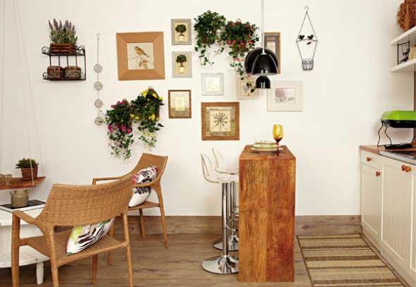 21 Ideias de decoração com quadros para sua casa 011