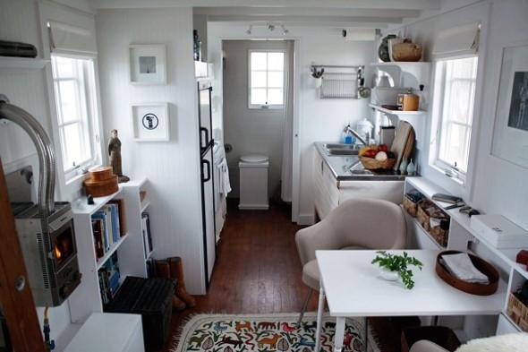 Casas pequenas, mas muito confortáveis 005