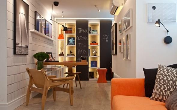 Casas pequenas, mas muito confortáveis 012