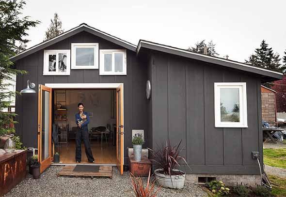20 Modelos De Casas Pequenas E Confortaveis - Casas-super-pequeas