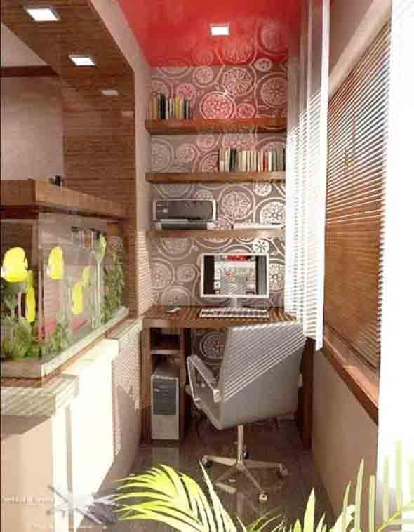 Como fazer seu escritório em casa 011