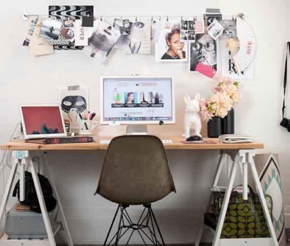 Como fazer seu escritório em casa 012