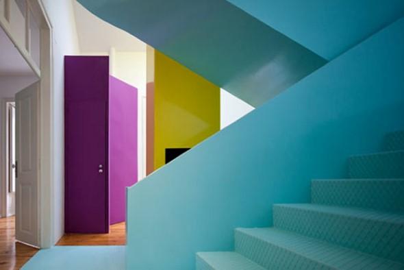 Cores das portas podem fazer diferença na decoração 008