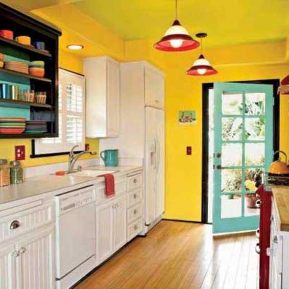 Cores das portas podem fazer diferença na decoração 016