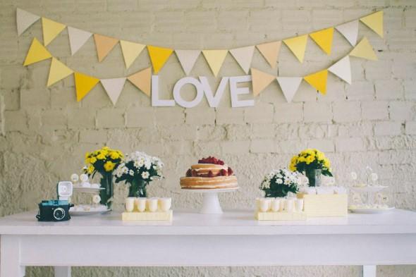 26 Ideias DIY de decora??o casamento