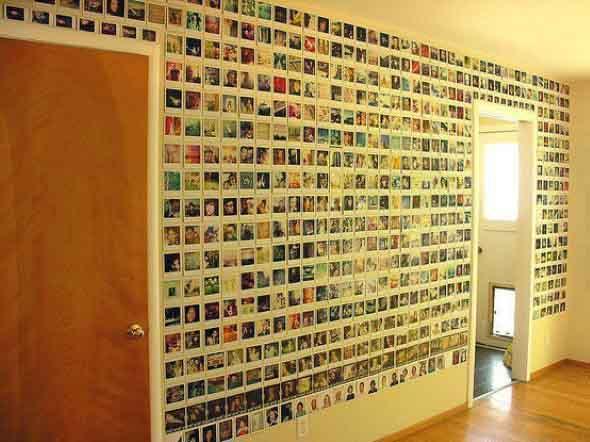Ideias criativas e baratas para decorar parede 003