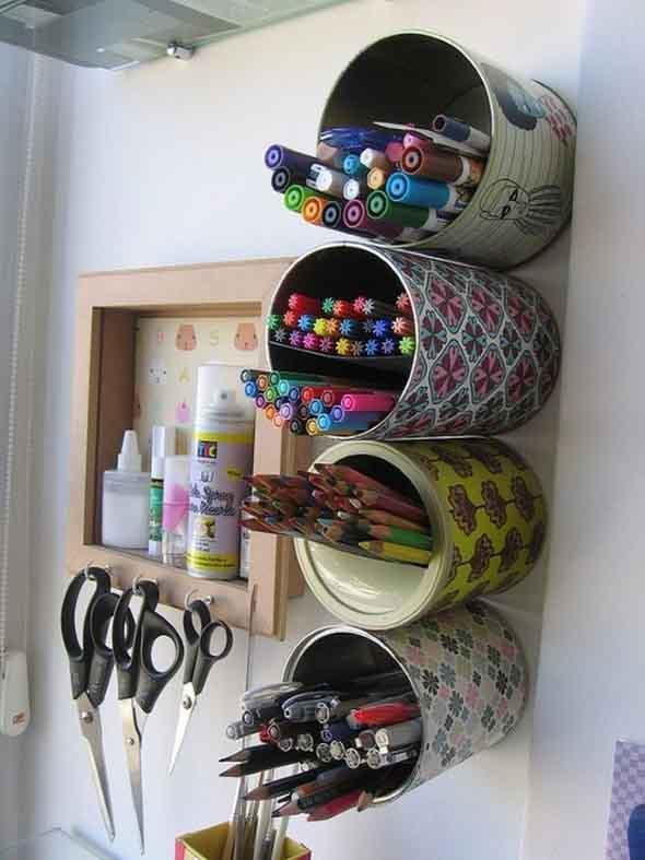 Ideias de decoração para fazer em casa gastando pouco dinheiro 001