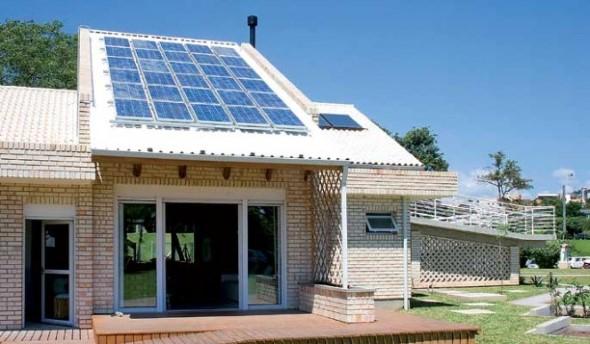 Projeto de casas sustentáveis 003